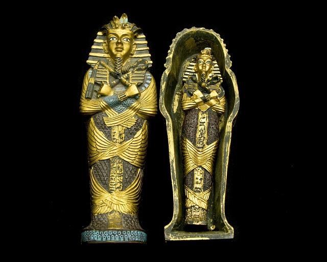 sarkofág mumie